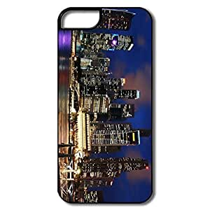Durable Singapore Skyline Hard Case For IPhone 5/5s