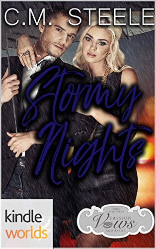 Passion, Vows & Babies: Stormy Nights (Kindle Worlds Novella) (The Knight Brothers Book 2)