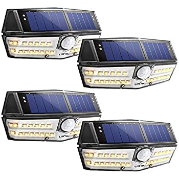 Solar Motion Sensor Light Outdoor Ithird Led Solar