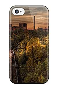 Durable Protector Case Cover With Photography Hdr Hot Design For Iphone 4/4s