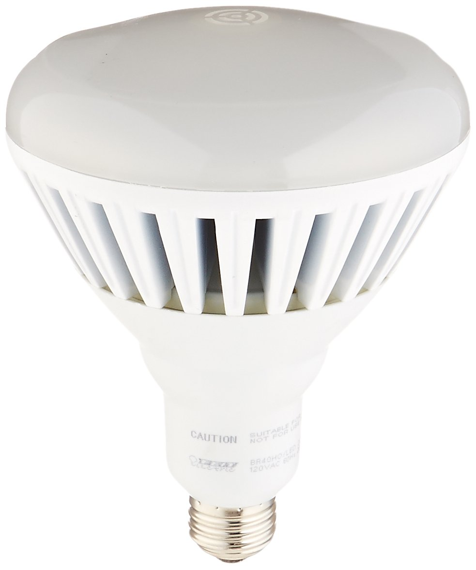 Feit BR40HO//LED 65W Equivalent Daylight Dimmable LED Br40 Light Feit Electric Company