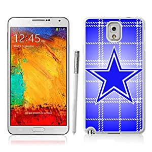 Victor Sports NFL Dallas Cowboys Samsung Galaxy Note 3 Case for Sports Fans-Chritmas Gift, Samsung Galaxy Note 3 Hard Cover