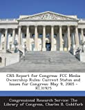 Crs Report for Congress, Charles B. Goldfarb, 1293250945