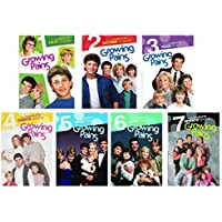 Mocei Growing Pains: The Complete Series Seasons 1-7 DVD Set- Season New