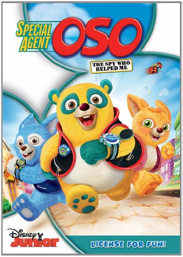 (Disney Special Agent Oso: The Spy Who Helped Me)