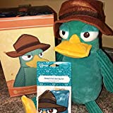 Scentsy Perry The Platypus Buddy
