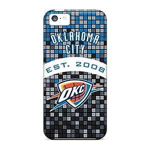 Fashion HHPNh4063qbWyU Case Cover For Iphone 5c(oklahoma City Thunder)