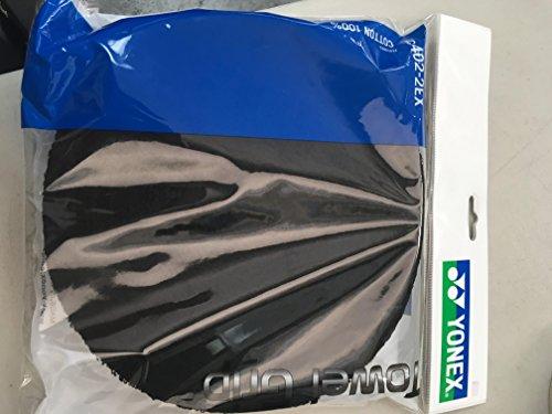 Yonex AC402-2EX Towel Racket Grip Black