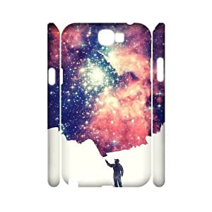 case Of Fantasy Fairy Tale Customized Hard Case For Samsung Galaxy Note 2 N7100
