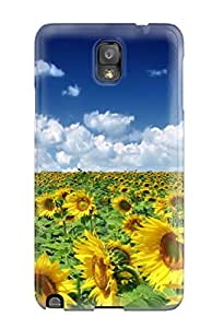 Awesome Design Summer Hard Case Cover For Galaxy Note 3