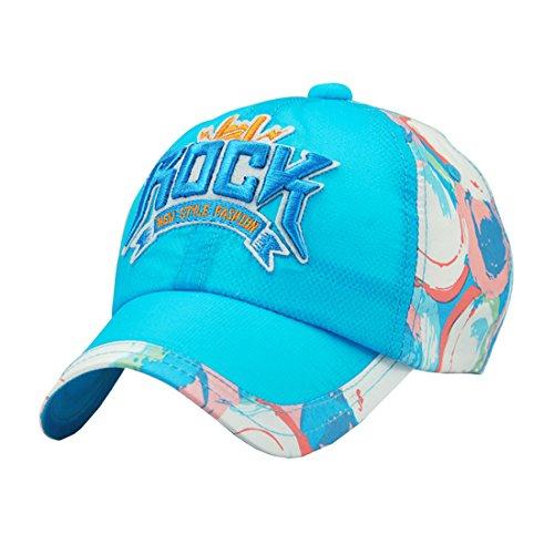 Enfant Outdoor Sport De Bleu Ajustable Acvip Bonnet Baseball Soleil Casquette Chapeau dxSg4w