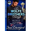 The Wolfe Brothers Trilogy: Game On in Seattle