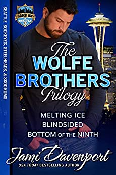 The Wolfe Brothers Trilogy: Game On in Seattle by [Davenport, Jami]