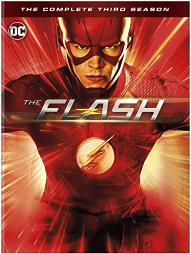 The Flash Season 3  The Complete 3Rd Season Dvd