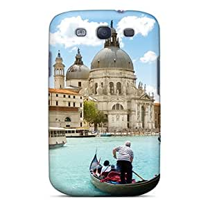 Durable Protector Case Cover With Cathedral Of Santa Maria Della Salute Hot Design For Galaxy S3