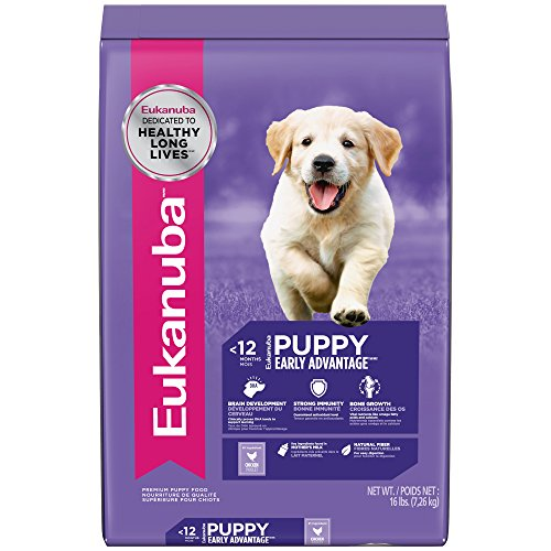 Eukanuba Puppy Growth Puppy Food 16 Pounds Healthy Growth Puppy Food