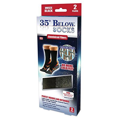 35 below thermal socks - 1