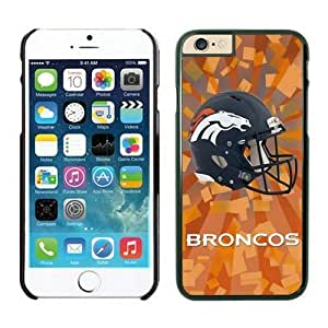NFL Denver Broncos iphone 6 Cases Black 4.7 inchescell phone cases Gift Holiday Christmas GiftsTLWK934843