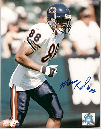 Marcus Robinson Signed Autographed Glossy 8x10 Photo - Chicago - Shop Mall Robinson