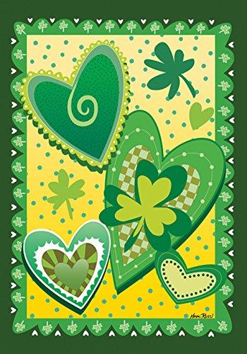 Toland Home Garden Heart o' The Irish 12.5 x 18 Inch Decorat