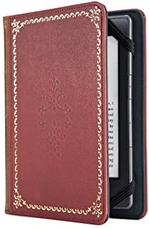Verso Prologue Cover for Kindle, Red (fits Kindle Paperwhite, Kindle, and Kindle Touch) by Accessory (B006ZCBN9E) | Amazon Products