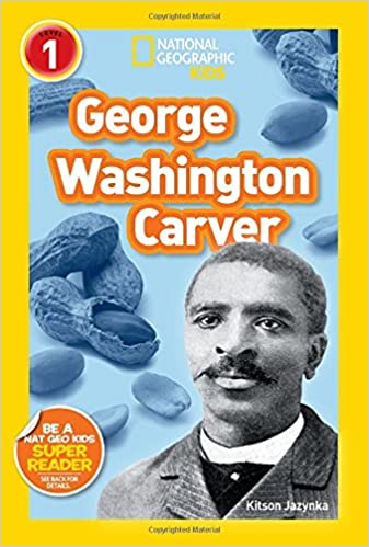 Amazon.com: National Geographic Readers: George Washington Carver ...