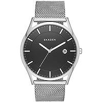 Skagen Men's SKW6284 Holst Stainless Steel Mesh Watch
