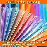 File Folder Organizer/24 Pockets Hot Pressing