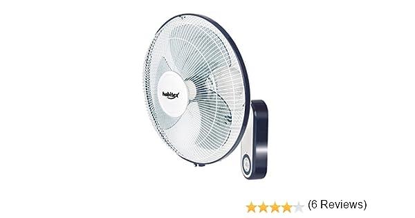Habitex Ventilador De Pared Vtp-60: Amazon.es: Hogar
