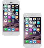 SDO Anti Scratch Screen Protector Guard for Apple iPhone 6 (2 Front + 2 Back) Pack of 2 Clear Screen Guard