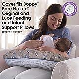 Boppy Premium Nursing Pillow Cover, Sand Zebra