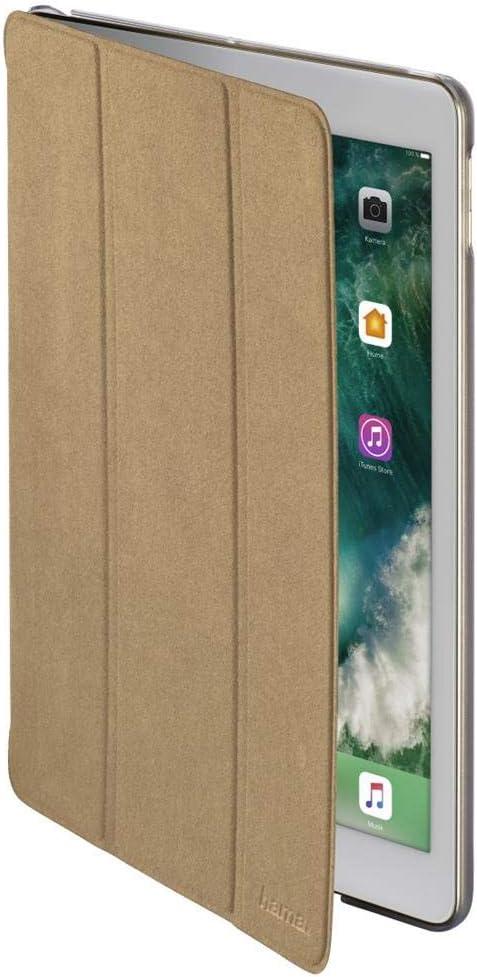 beige Hama Tablet Tasche f/ür Apple iPad Pro 12 9 2018