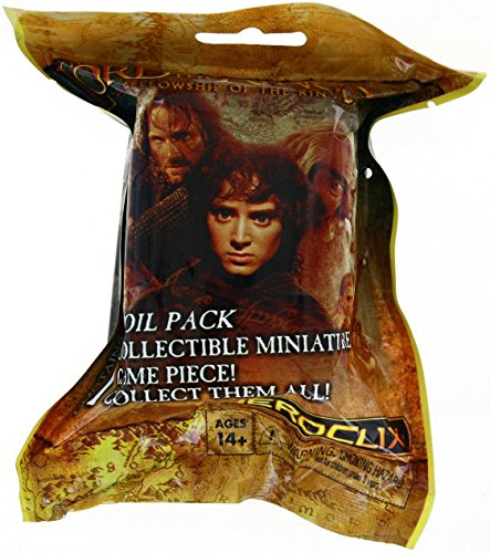 1 x Hero Clix Lord Of The Rings Miniature Figure Booster - 70915
