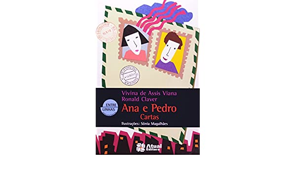 Ana e Pedro. Cartas: Vivina Mansur: 9788535702972: Amazon ...