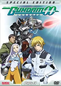 Mobile Suit Gundam 00: Season 1, Part 3 (Special Edition)