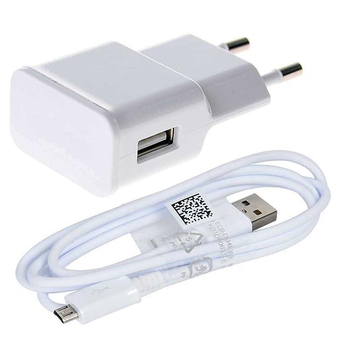 Todobarato24h Cargador 2 en 1 Compatible con Xiaomi Redmi 5/5 plus/5a/4a 7/7A/ MI8 /6/6A/ 4A/ 4 Micro USB
