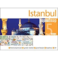 Popout Map Istanbul