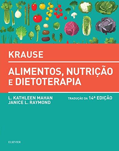 Krause Alimentos Nutrição Dietoterapia Kathleen ebook