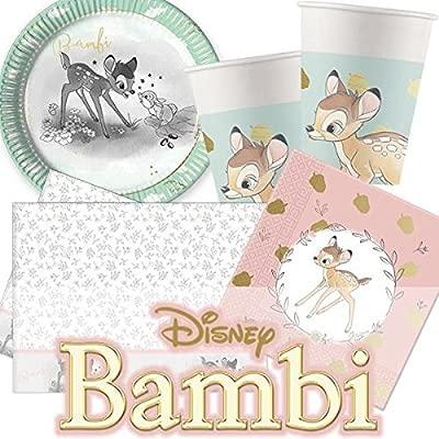 Disney Bambi Cute Party Garland Bunting 1st Birthday Baby Shower Decoration