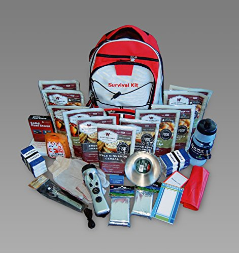 Week Essential Survival Backpack 20x10x10 product image