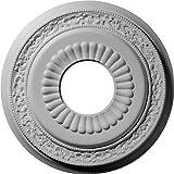 Ekena Millwork CM20LN 20 5/8-Inch OD x 6 1/4-Inch ID x 1 3/8-Inch P Lauren Ceiling Medallion
