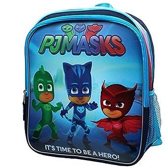 b206b6c39992 Accessory Innovations Disney Junior PJ Masks Superheros Owlette Catboy and  Gekko Backpack