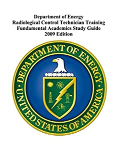 DOE RCT Core Study Guide by [Energy, Department]