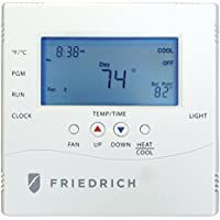 Wireless Wall Thermostat,Use With Kuhl