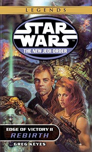 Rebirth (Star Wars: The New Jedi Order, No. 8) ()