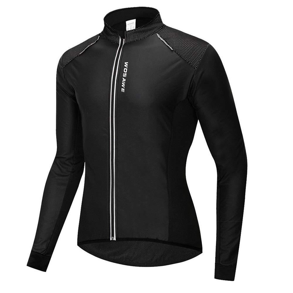 Fahrrad Reitanzug Herbst und Winter Mountainbike Fahrradtrikot Um Langarm-Shirt zu überwinden Fahrrad Trikot LPLHJD