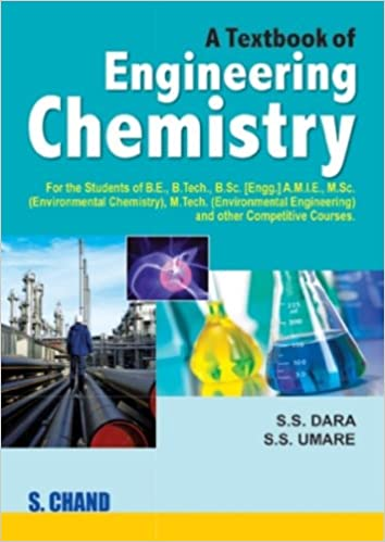 download engineering chemistry textbook by s s dara