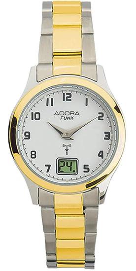 Adora - Reloj de Pulsera para Mujer (controlado por Radio ...
