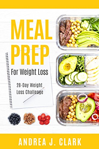 Meal Prep For Weight Loss 28 Day Easy To Lose