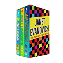 Janet Evanovich Boxed Set 4 (10, 11, 12): Ten Big Ones, Eleven on Top, and Twelve Sharp